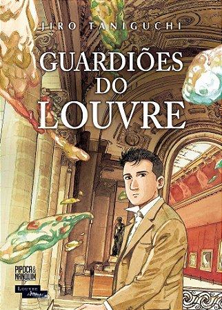 Guardiões do Louvre (Item novo e lacrado)