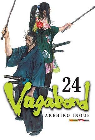 Vagabond - Volume 24 (Item novo e lacrado)