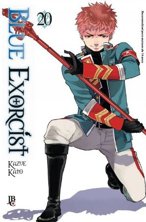 Blue Exorcist - Volume 20  (Item novo e lacrado)