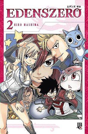 Edens Zero - Volume 02 (Item novo e lacrado)