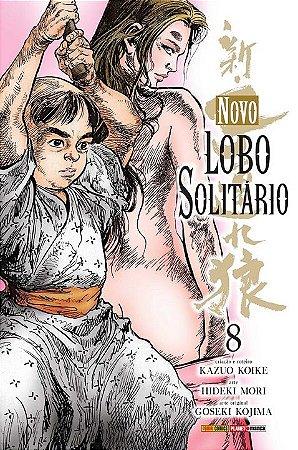 Novo Lobo Solitário - Volume 8 (Item novo e lacrado)