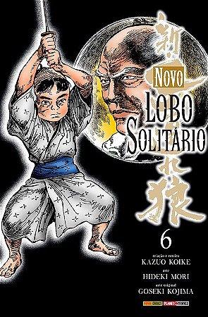 Novo Lobo Solitário - Volume 06 (Item novo e lacrado)