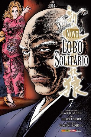 Novo Lobo Solitário - Volume 7 (Item novo e lacrado)
