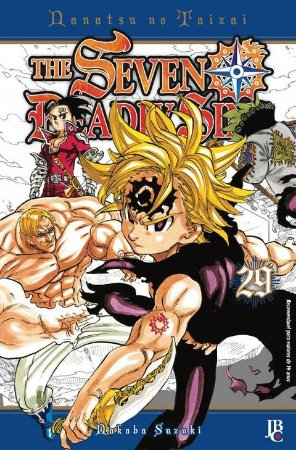 The Seven Deadly Sins - Volume 29 (Item novo e lacrado)