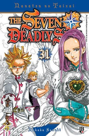 The Seven Deadly Sins - Volume 31 (Item novo e lacrado)