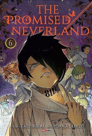 The Promised Neverland - Volume 06 (Item novo e lacrado)