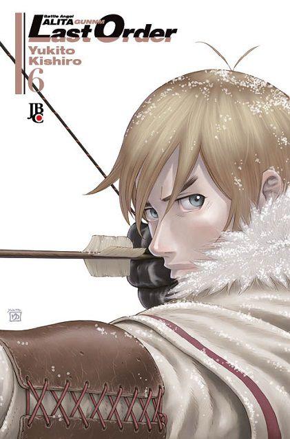 Battle Angel Alita - Last Order- Volume 06 (Item novo e lacrado)