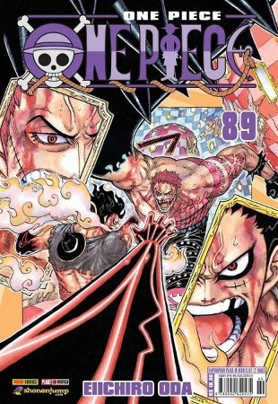 One Piece - Volume 89 (Item novo e lacrado)