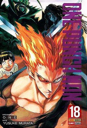 One-Punch Man - Volume 18 (Item novo e lacrado)