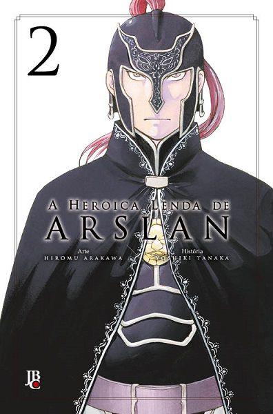 A Heroica Lenda de Arslan - Volume 02 (Item novo e lacrado)