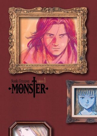 Monster - Kanzenban -  Volume 01 (Item novo e lacrado)