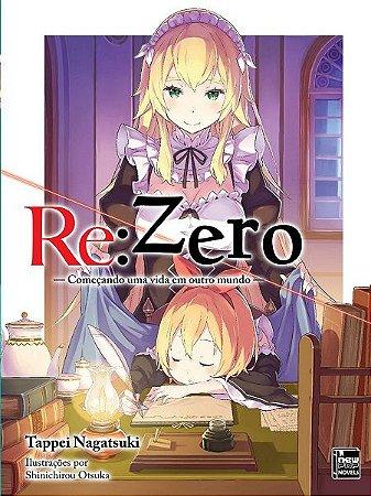 Re:Zero – Começando uma Vida em Outro Mundo - Livro 11 (Item novo e lacrado)