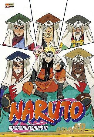 Naruto Gold - Volume 49 (Item novo e lacrado)