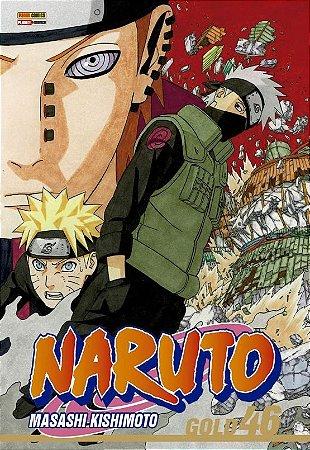 Naruto Gold - Volume 46 (Item novo e lacrado)