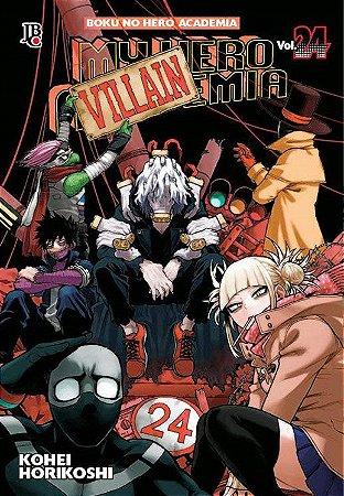 My Hero Academia - Volume 24 (Item novo e lacrado)