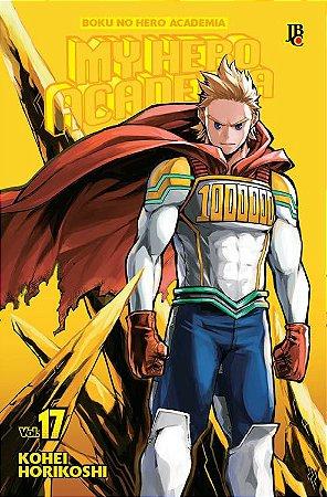My Hero Academia - Volume 17 (Item novo e lacrado)