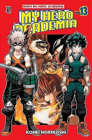 My Hero Academia - Volume 13 (Item novo e lacrado)
