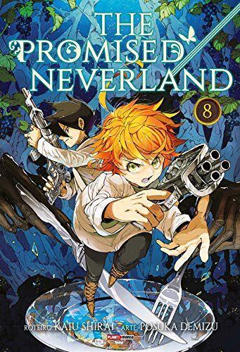 The Promised Neverland - Volume 08 (Item novo e lacrado)