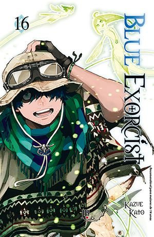 Blue Exorcist - Volume 16 (Item novo e lacrado)