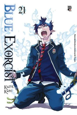 Blue Exorcist - Volume 21 (Item novo e lacrado)
