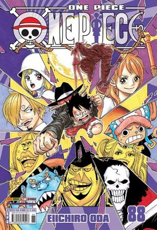 One Piece - Volume 88 (Item novo e lacrado)
