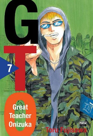 GTO (Great Teacher Onizuka) - Volume 07 (Item novo e lacrado)