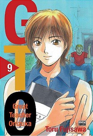 GTO (Great Teacher Onizuka) - Volume 09 (Item novo e lacrado)