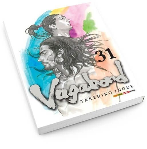 Vagabond - Volume 31 (Item novo e lacrado)