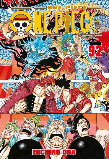 One Piece - Volume 92 (Item novo e lacrado)