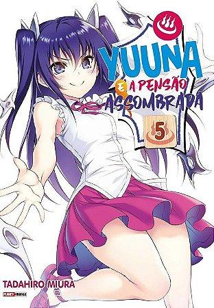 Yuuna e a Pensão Assombrada - Volume 05 (Item novo e lacrado)