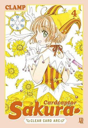 Cardcaptor Sakura Clear Card Arc - Volume 04 (Item novo e lacrado)