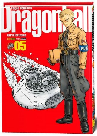 Dragon Ball - Volume 05 - Edição Definitiva (Capa Dura) [Item novo e lacrado]