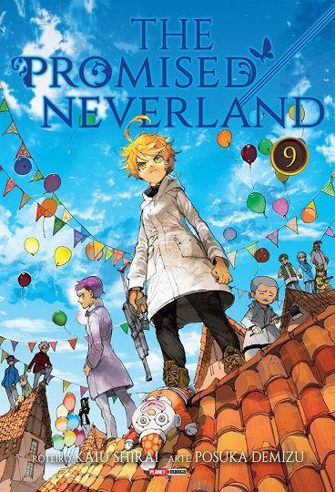 The Promised Neverland - Volume 09 (Item novo e lacrado)