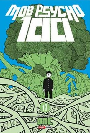 Mob Psycho 100 - volume 13 (Item novo e lacrado)