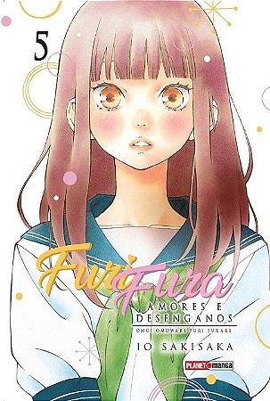 Furi Fura: Amores e Desenganos - Volume 05 (Item novo e lacrado)