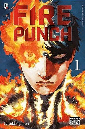 Fire Punch - Volume 01 (Item novo e lacrado)