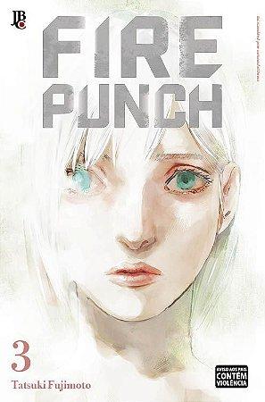 Fire Punch - Volume 03 (Item novo e lacrado)