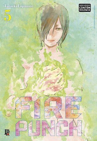 Fire Punch - Volume 05 (Item novo e lacrado)