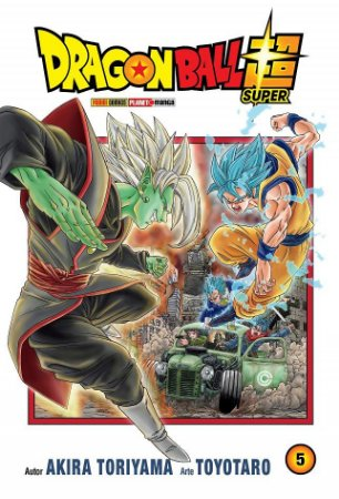 Dragon Ball Super - Volume 05 (Item novo e lacrado)