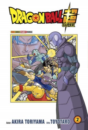 Dragon Ball Super - Volume 02 (Item novo e lacrado)