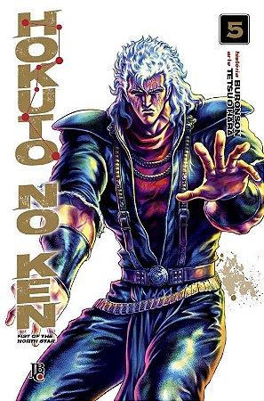 Hokuto no Ken - Volume 05 (Item novo e lacrado)