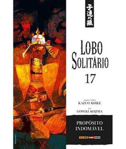 Lobo Solitário (Edição Luxo) - Volume 17 (Item novo e lacrado)