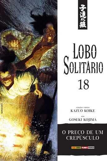 Lobo Solitário (Edição Luxo) - Volume 18 (Item novo e lacrado)