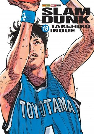 Slam Dunk - Volume 18 (Item novo e lacrado)