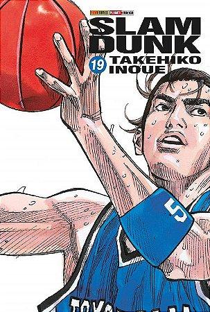 Slam Dunk - Volume 19 (Item novo e lacrado)