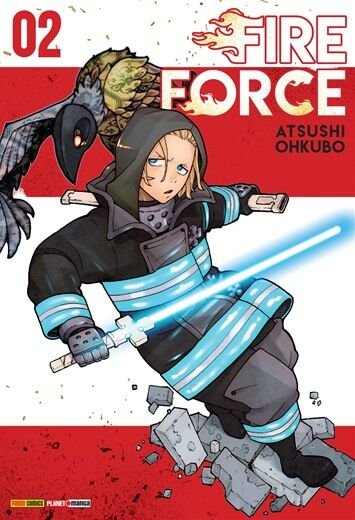 Fire Force - Volume 02 (Item novo e lacrado)
