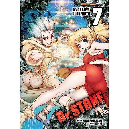Dr. Stone - Volume 07 (Item novo e lacrado)