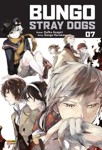 Bungo Stray Dogs - Volume 07 (Item novo e lacrado)