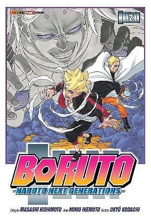 Boruto (Naruto Next Generations) - Volume 02 (Item novo e lacrado)
