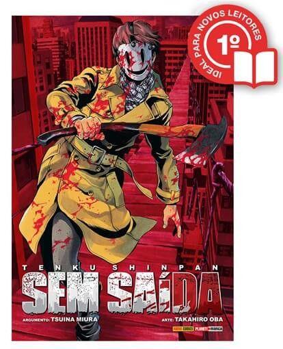 Sem Saída - Volume 01 (Item novo e lacrado)